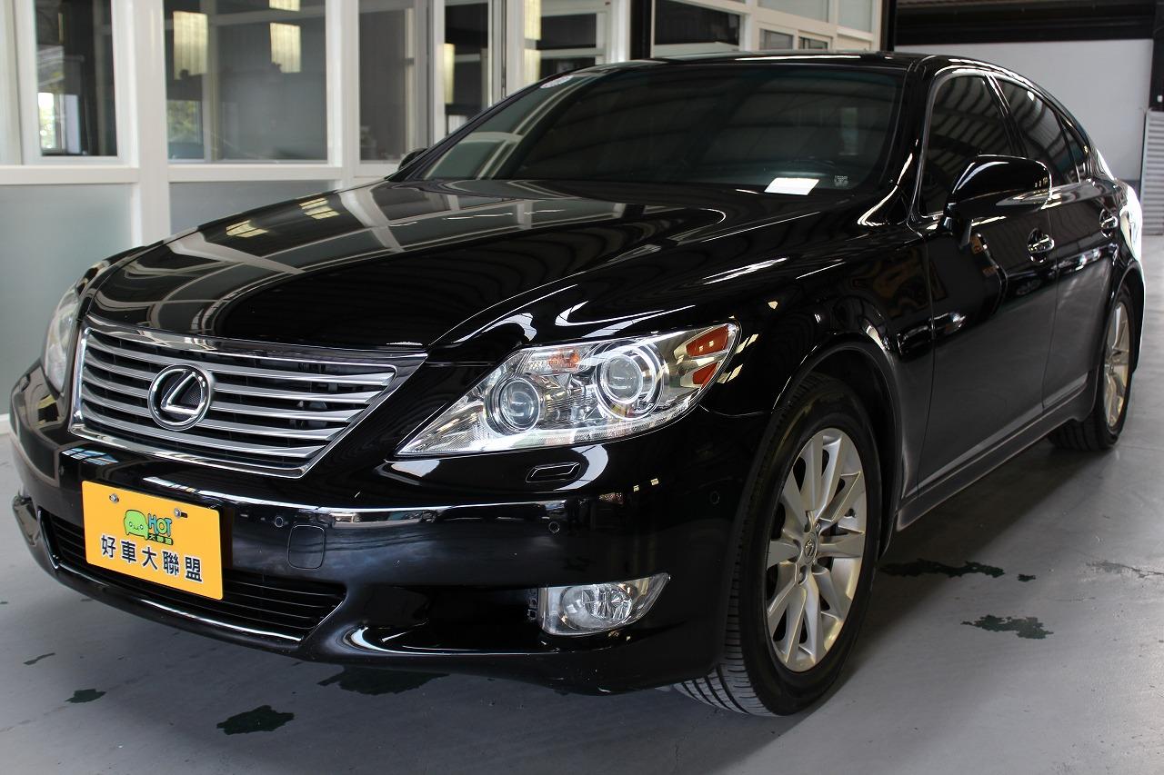 2011 Lexus Ls