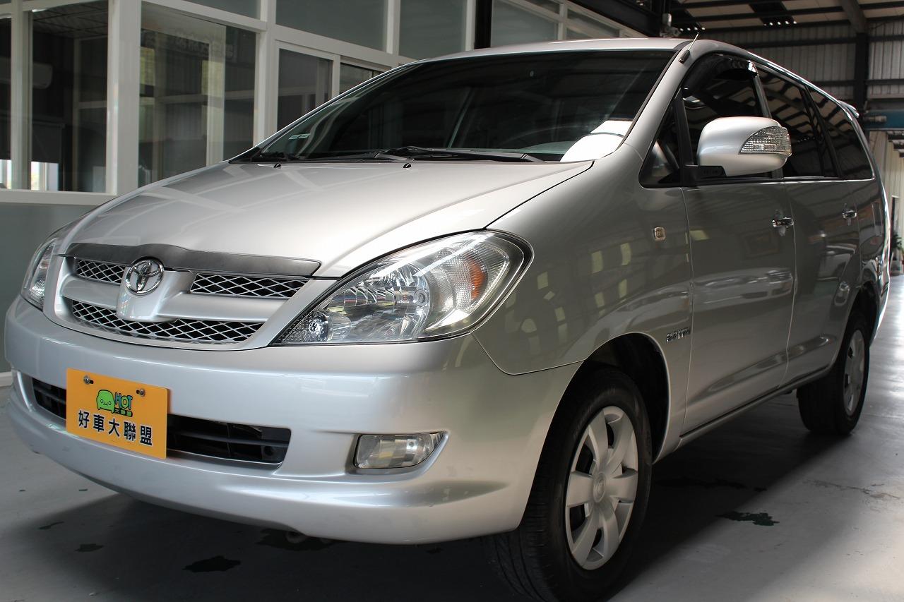 2008 Toyota Innova
