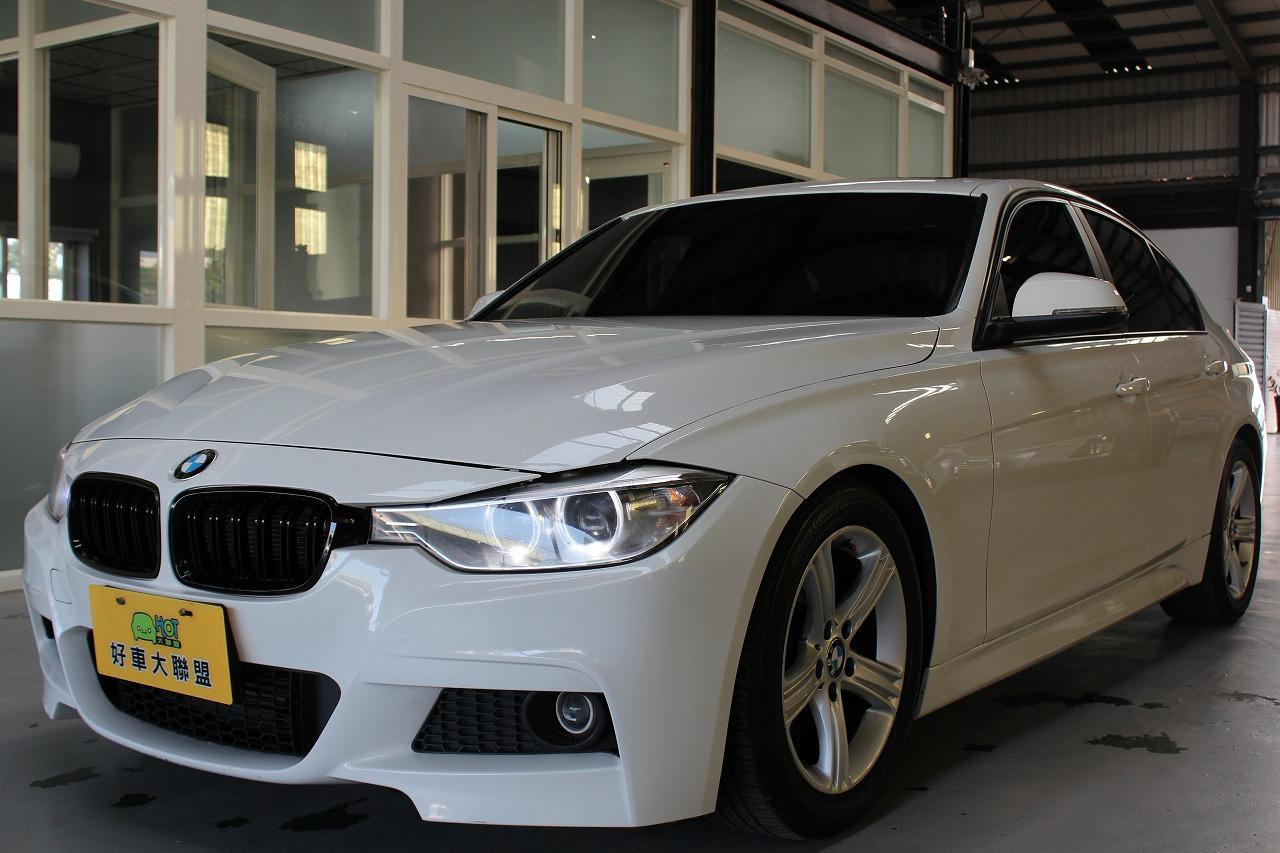 2012 BMW 寶馬 3-series sedan
