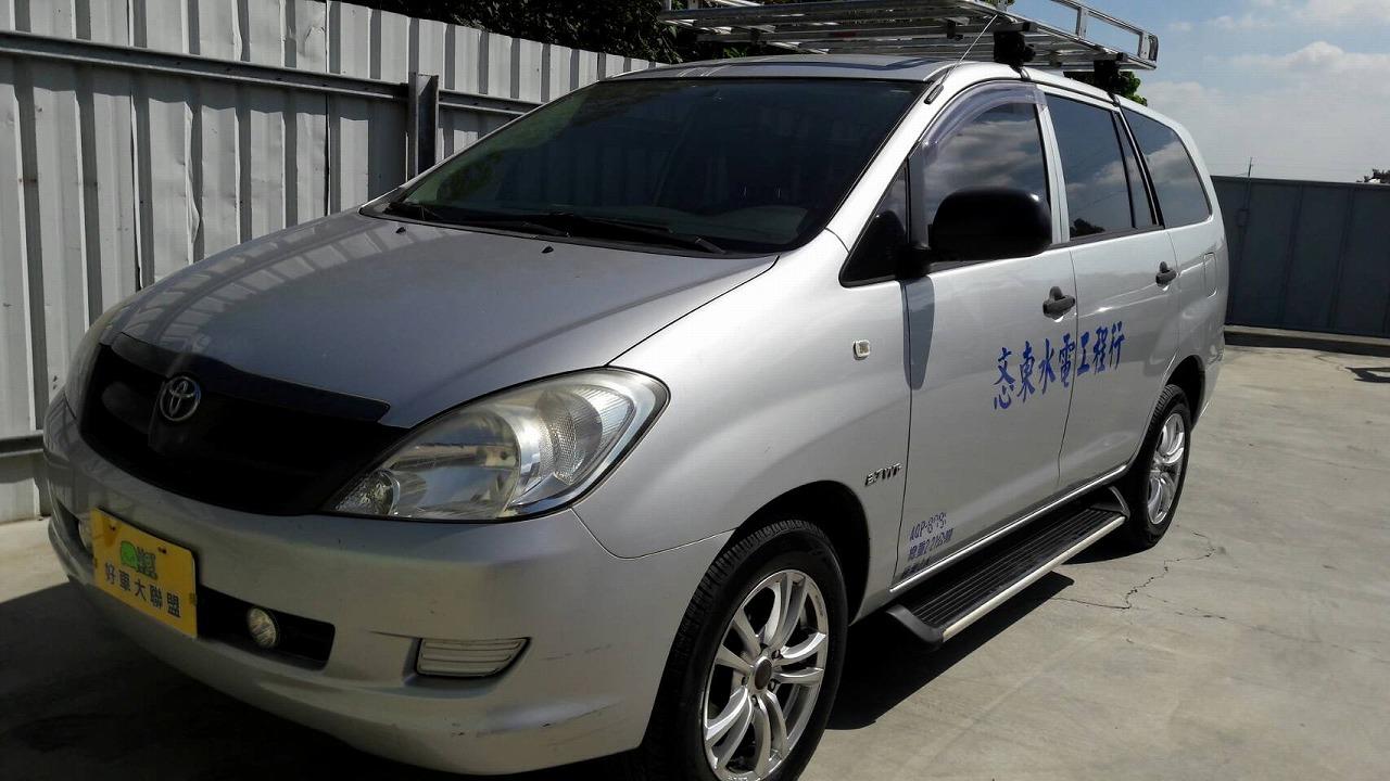 2011 Toyota 豐田 Innova
