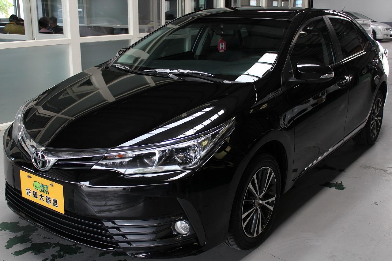 2018 Toyota 豐田 Corolla altis