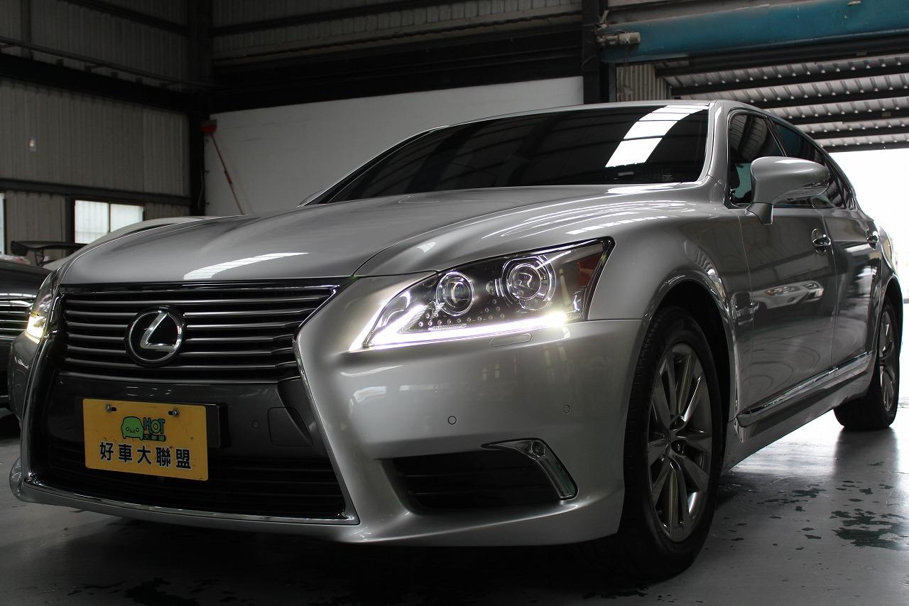 2015 Lexus 凌志 Ls