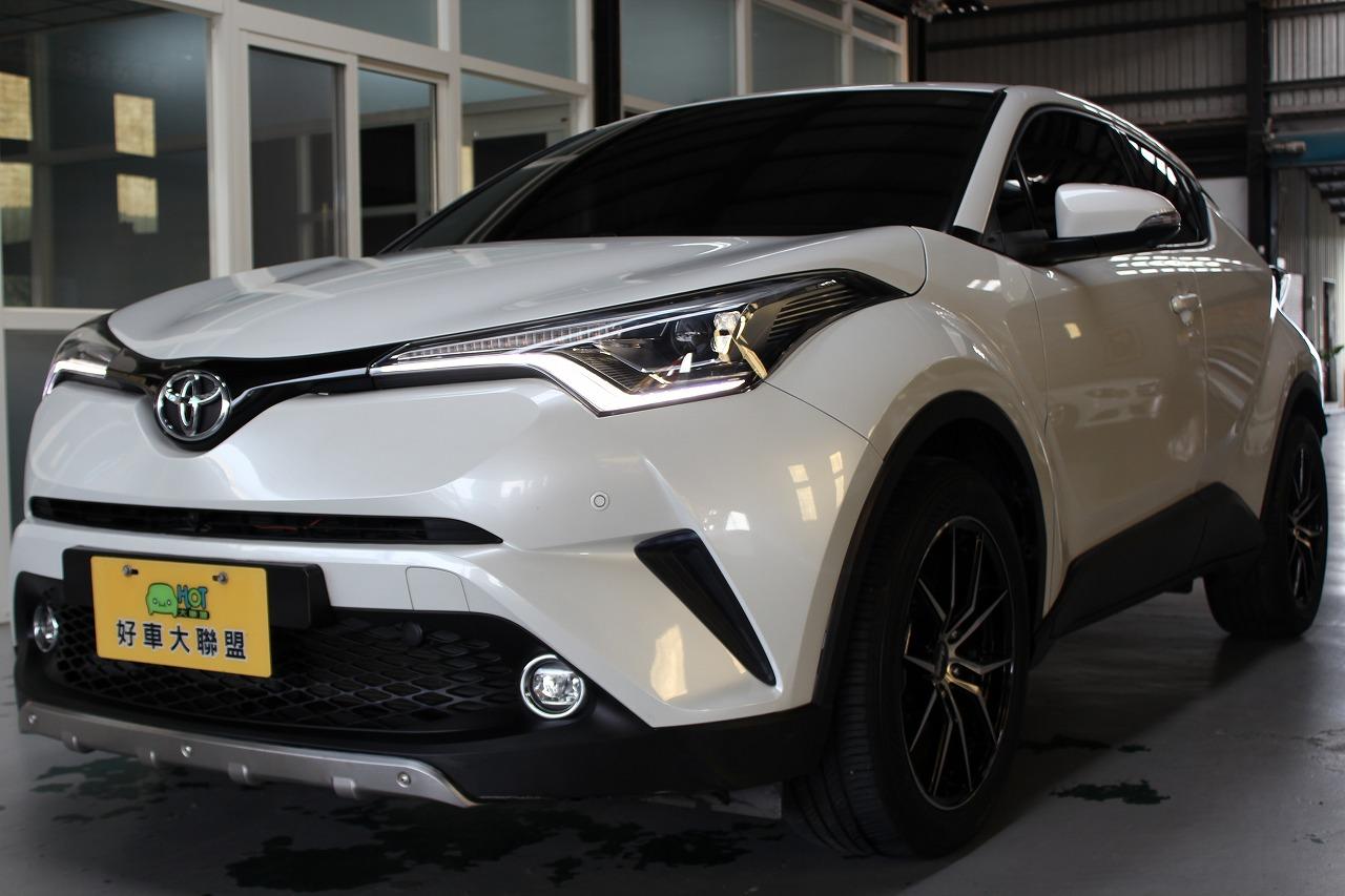2017 Toyota 豐田 C-hr