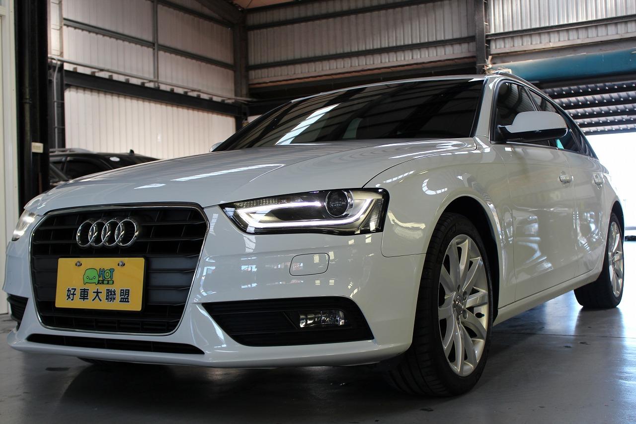 2014 Audi 奧迪 A4 avant