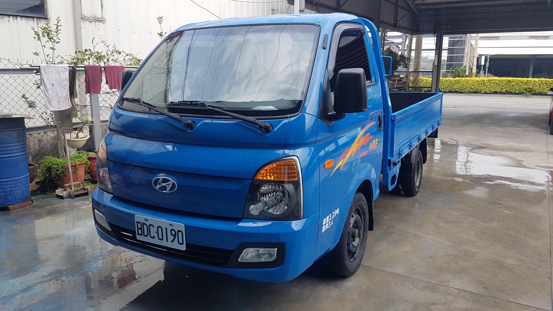 2016 Hyundai Porter