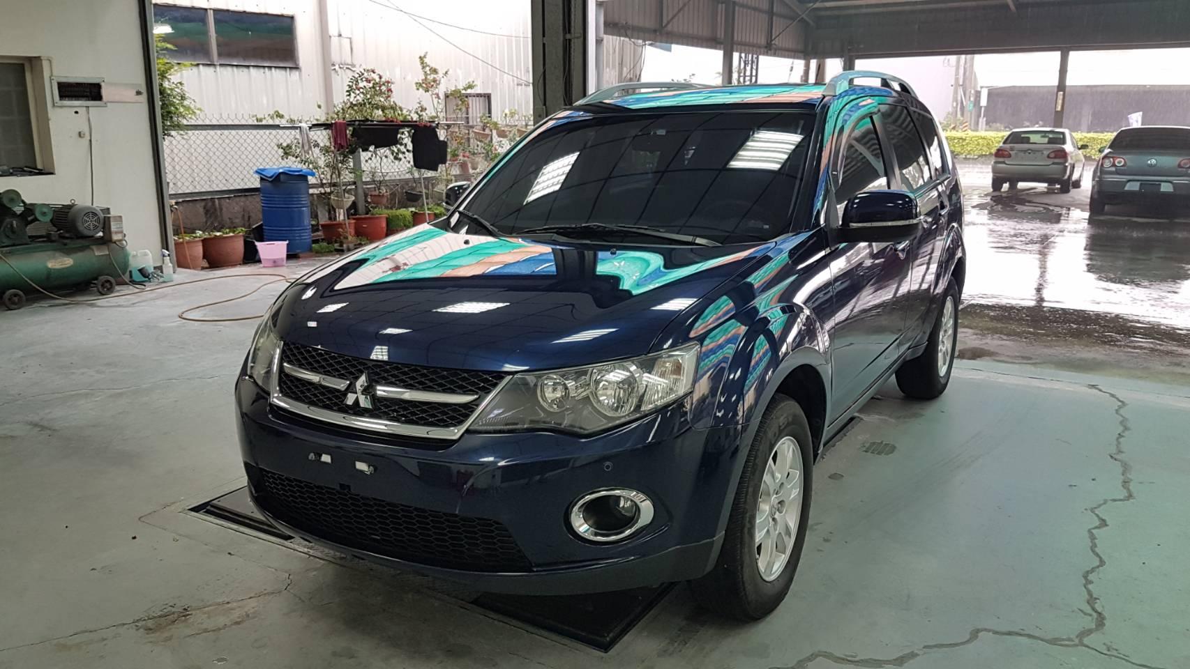2011 Mitsubishi 三菱 Outlander