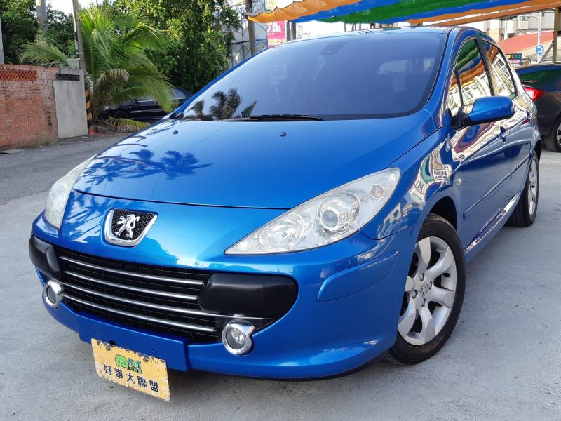 2007 Peugeot 寶獅 307
