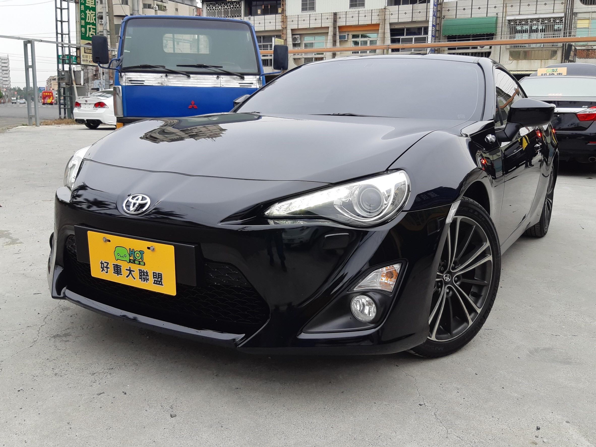 2013 Toyota 86
