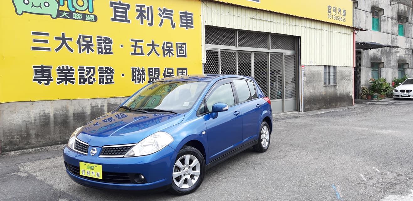 2010 Nissan 日產 Tiida