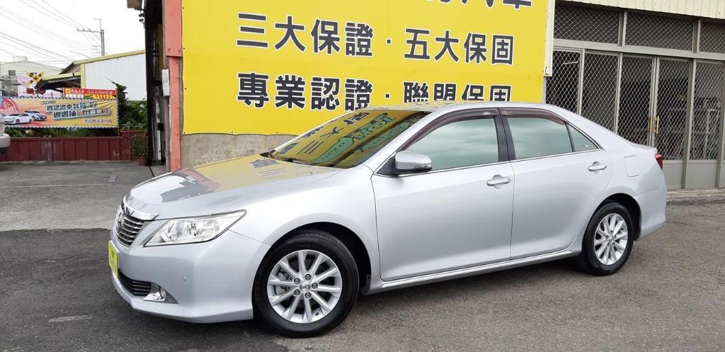 2012 Toyota 豐田 Camry
