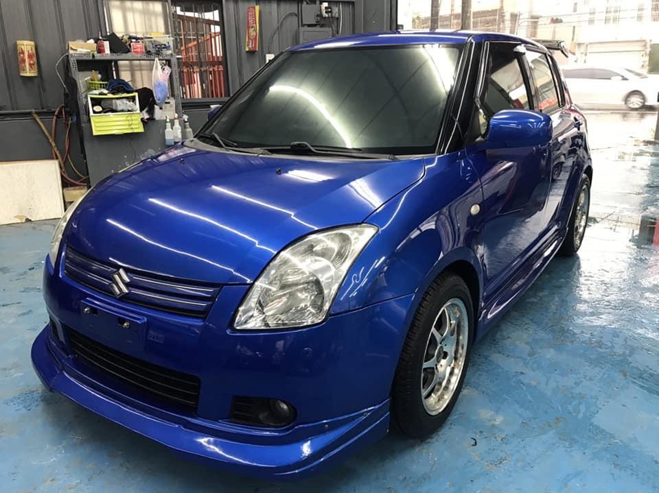 2006 Suzuki 鈴木 Swift