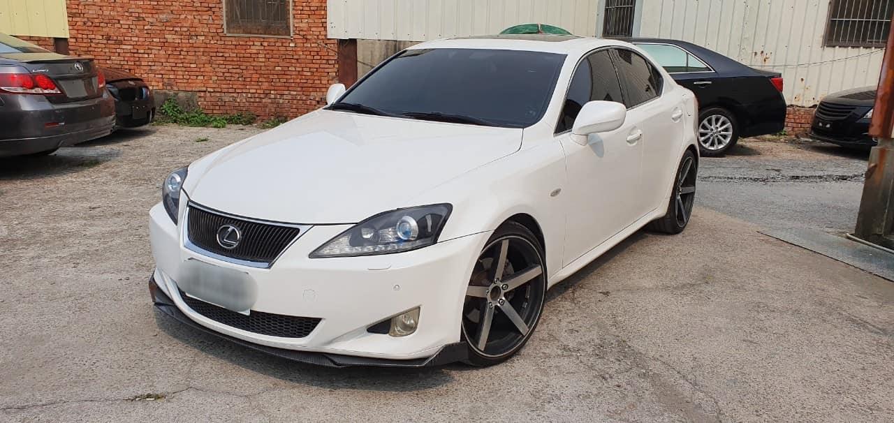 2007 Lexus 凌志 Is