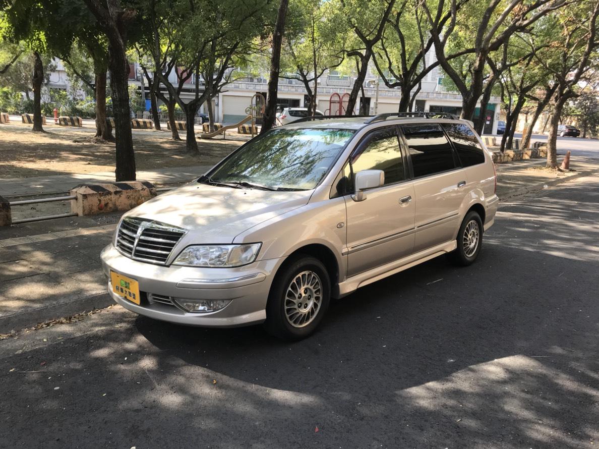 2003 Mitsubishi 三菱 Savrin