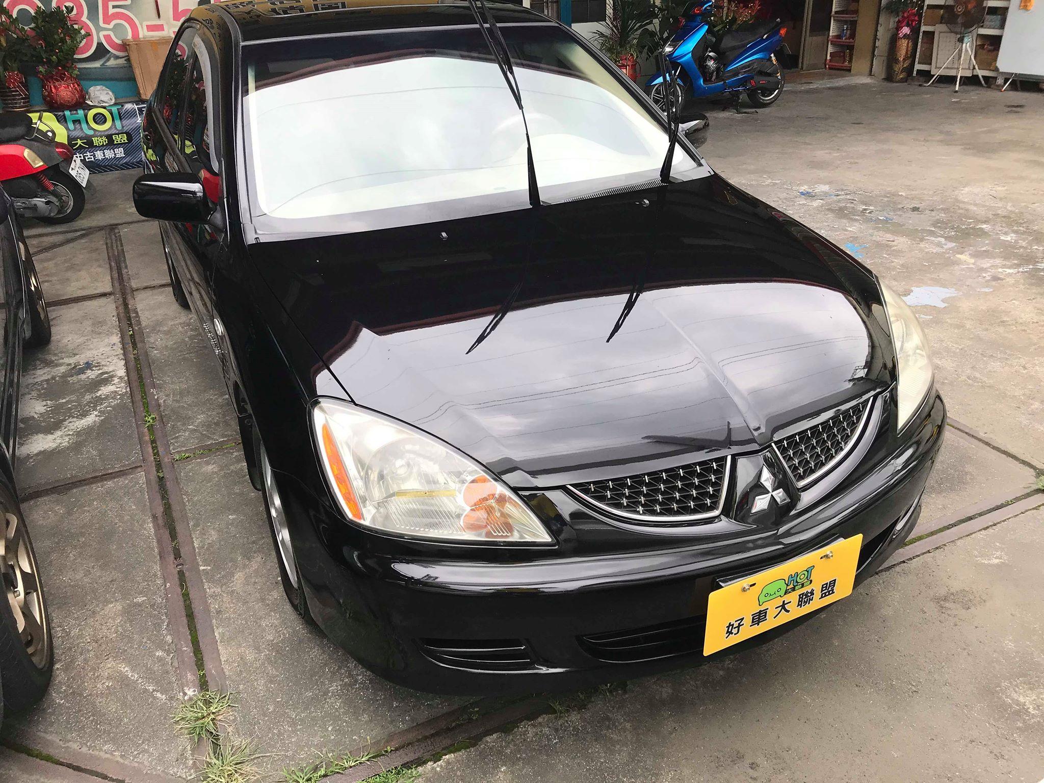 2003 Mitsubishi 三菱 Lancer