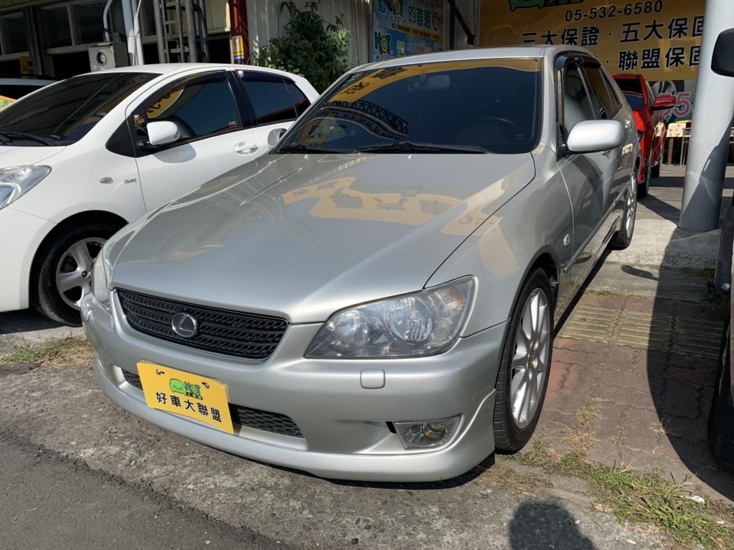 2003 Lexus 凌志 IS