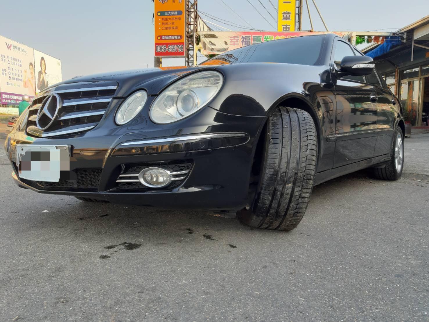 2007 M-Benz 賓士 E-Class