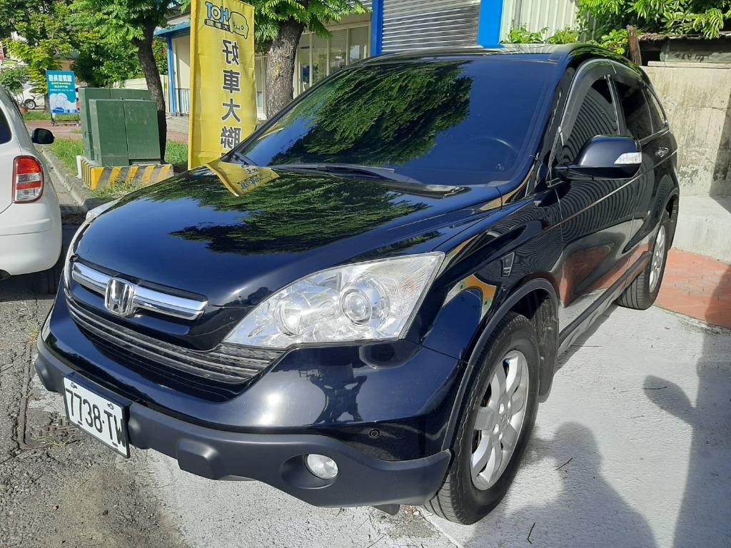 2008 Honda 本田 Cr-v