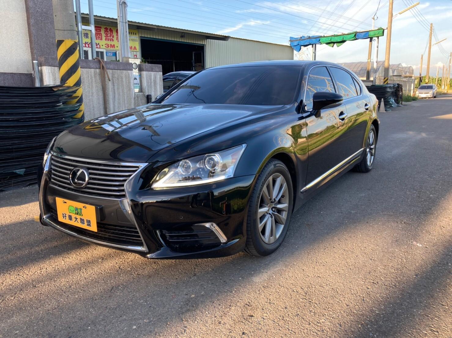 2014 Lexus 凌志 Ls