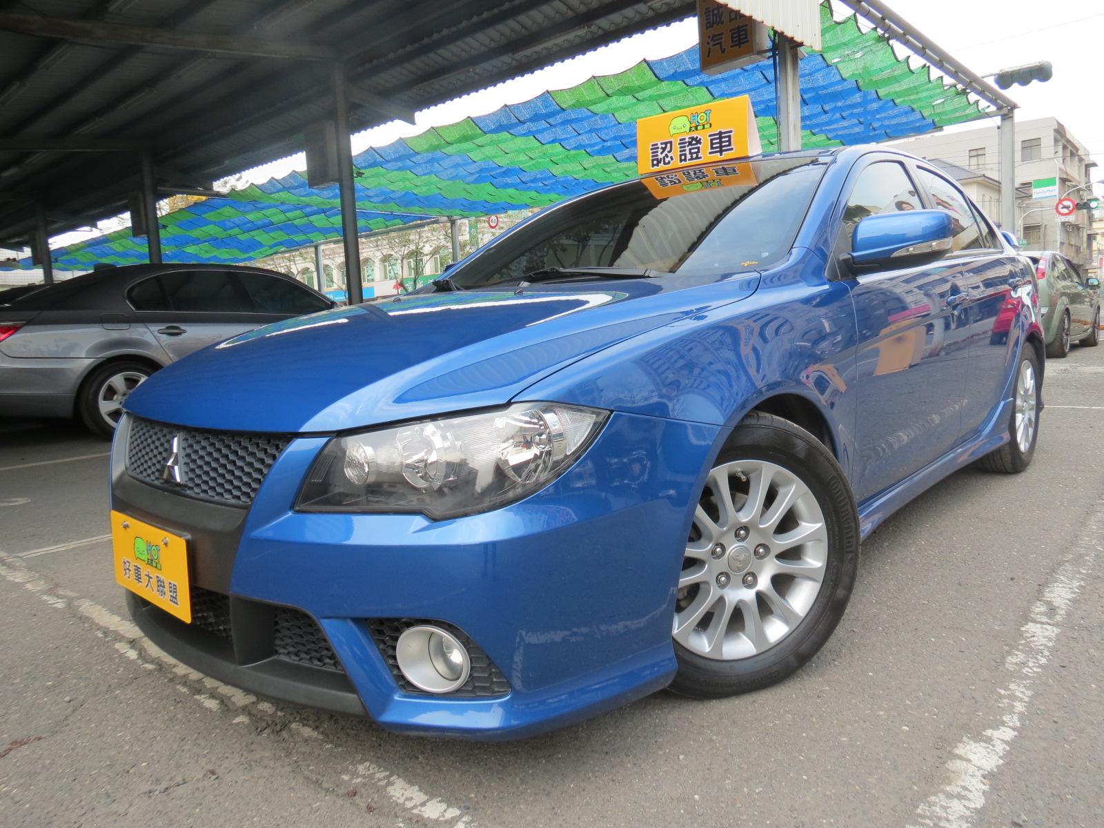 2012 Mitsubishi Lancer fortis