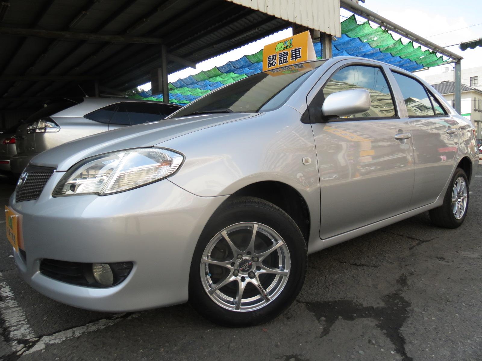 2008 Toyota 豐田 Vios