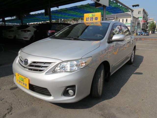 2010 Toyota Corolla altis