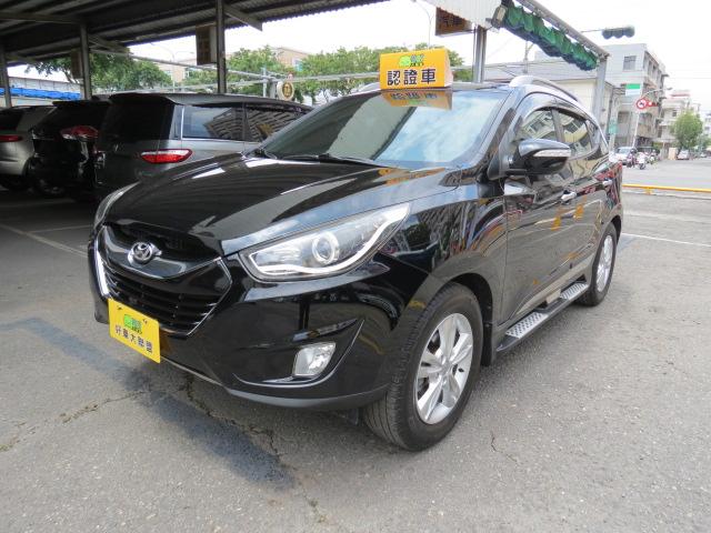 2011 Hyundai 現代 ix35
