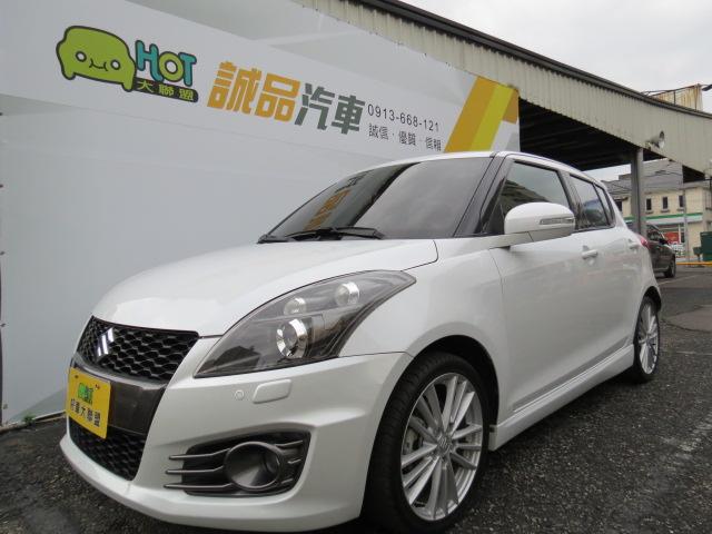 2012 Suzuki 鈴木 Swift