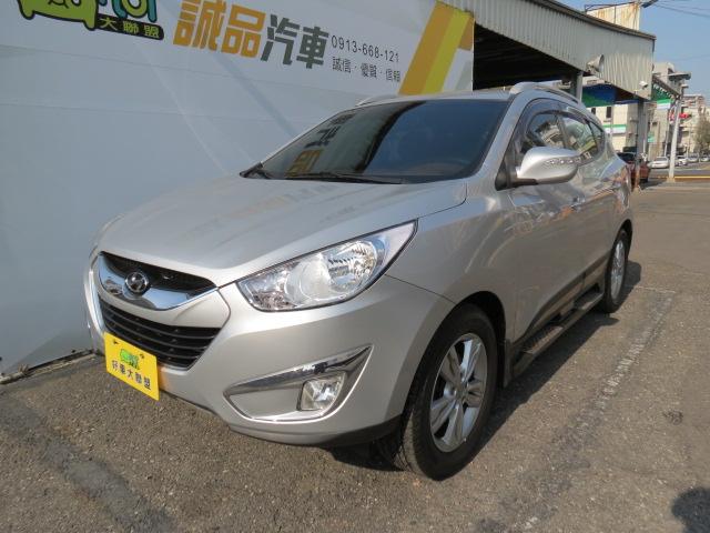 2012 Hyundai 現代 Ix35