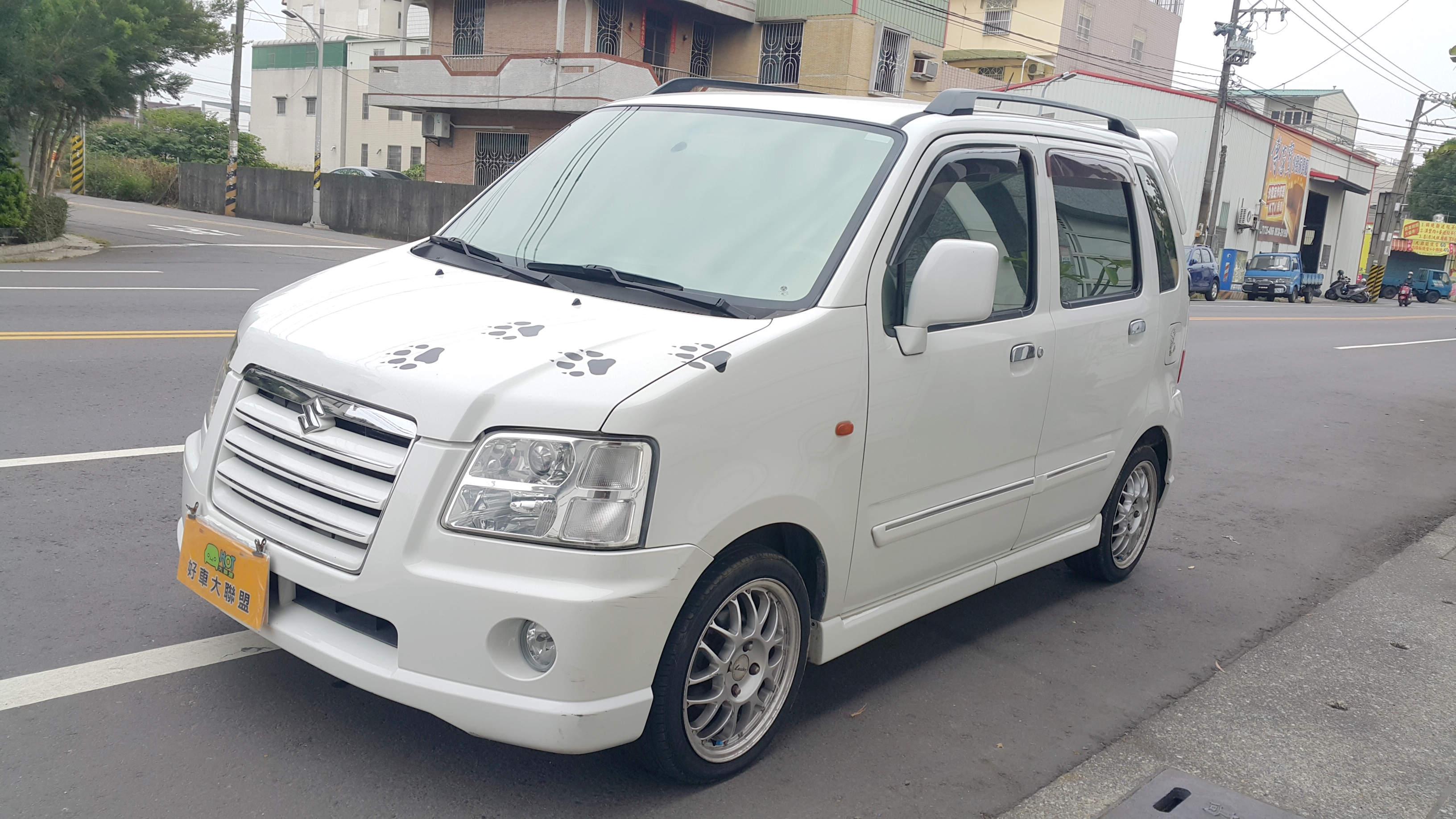 2008 Suzuki Solio