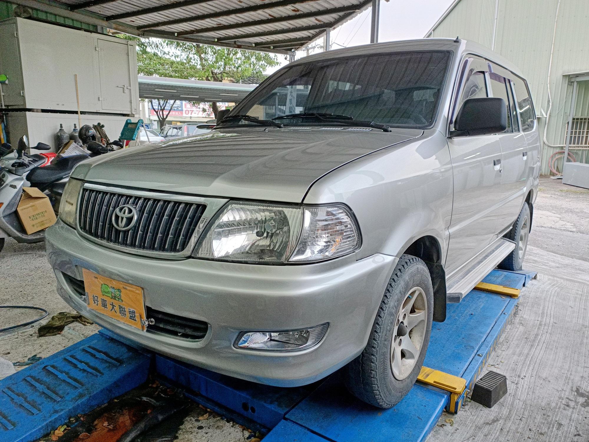 2007 Toyota 豐田 商用車