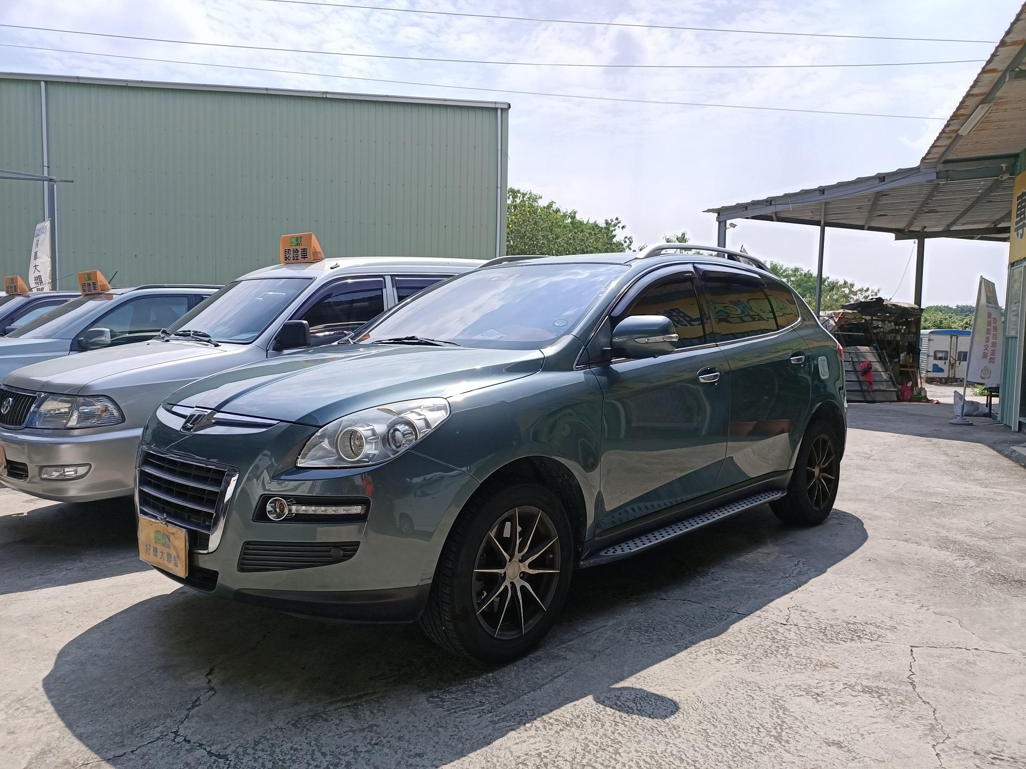 2010 Luxgen 納智捷 U7 turbo
