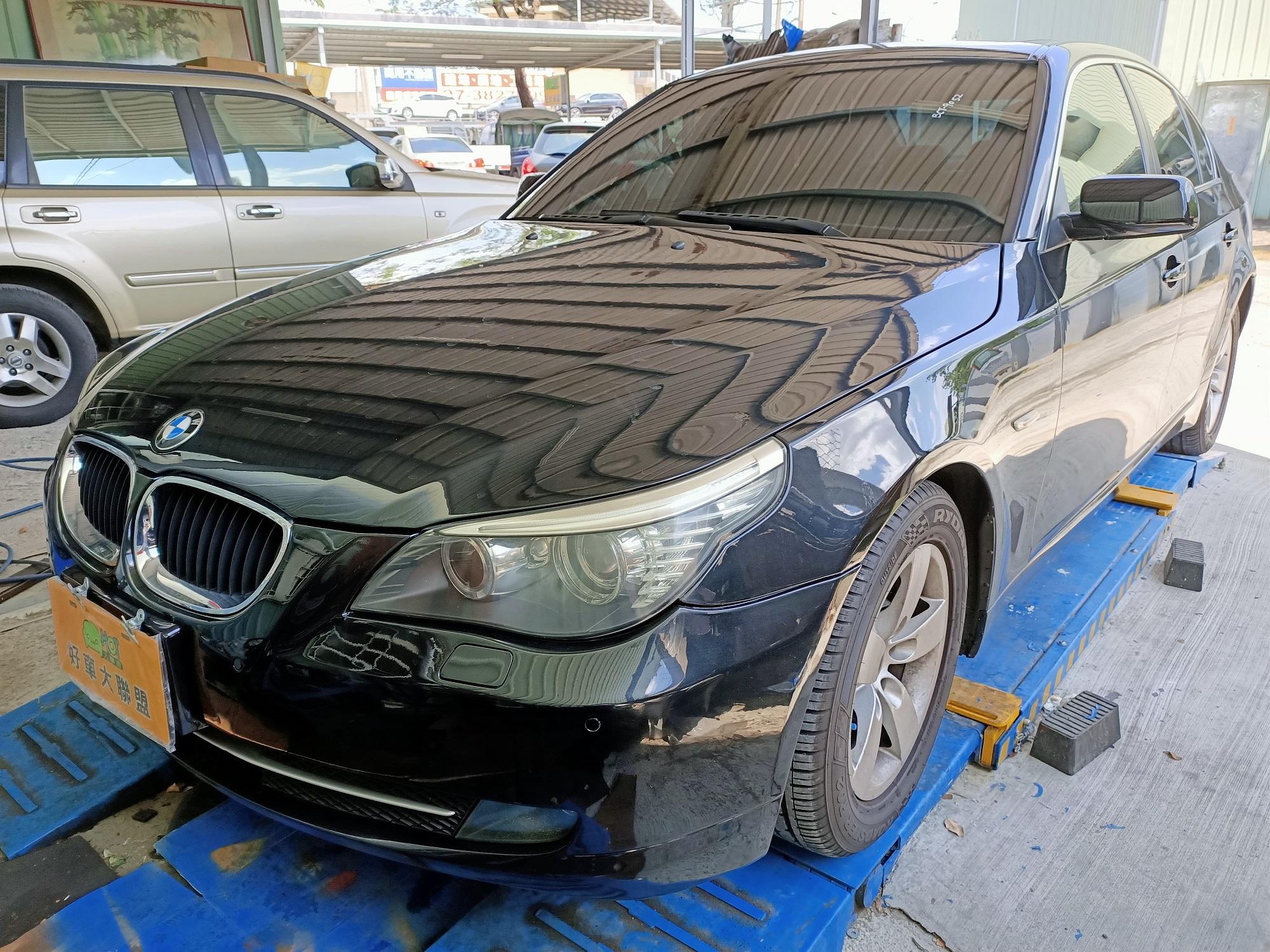 BMW 寶馬 2007 5-Series Sedan