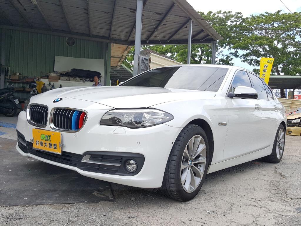 2016 BMW 寶馬 5-series sedan