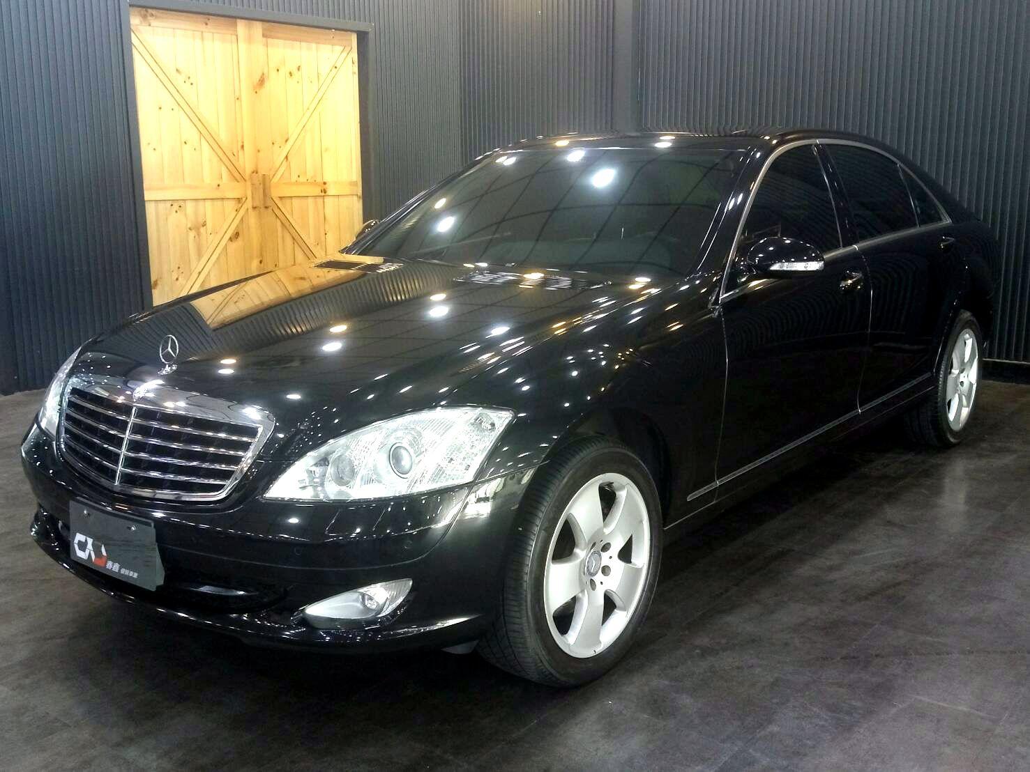 2007 M-Benz 賓士 S-class