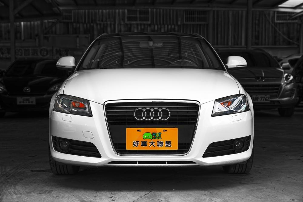 2010 Audi A3 sedan