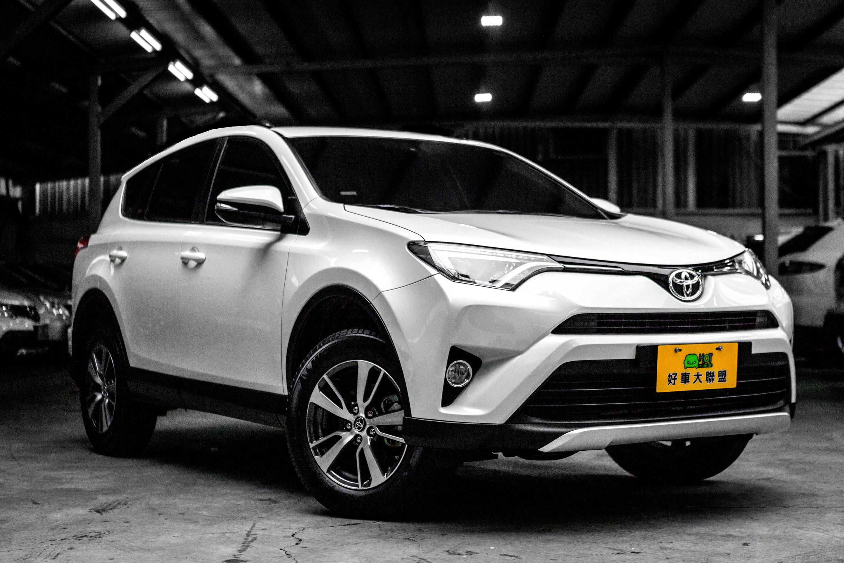 Toyota 豐田 2018 RAV4