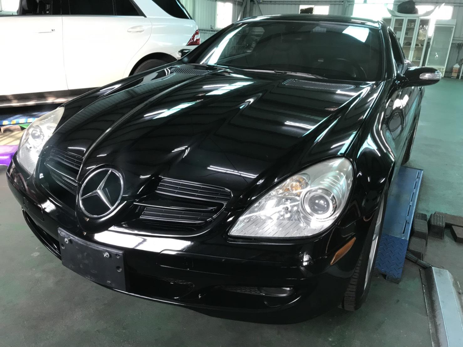 2007 M-Benz 賓士 Slk