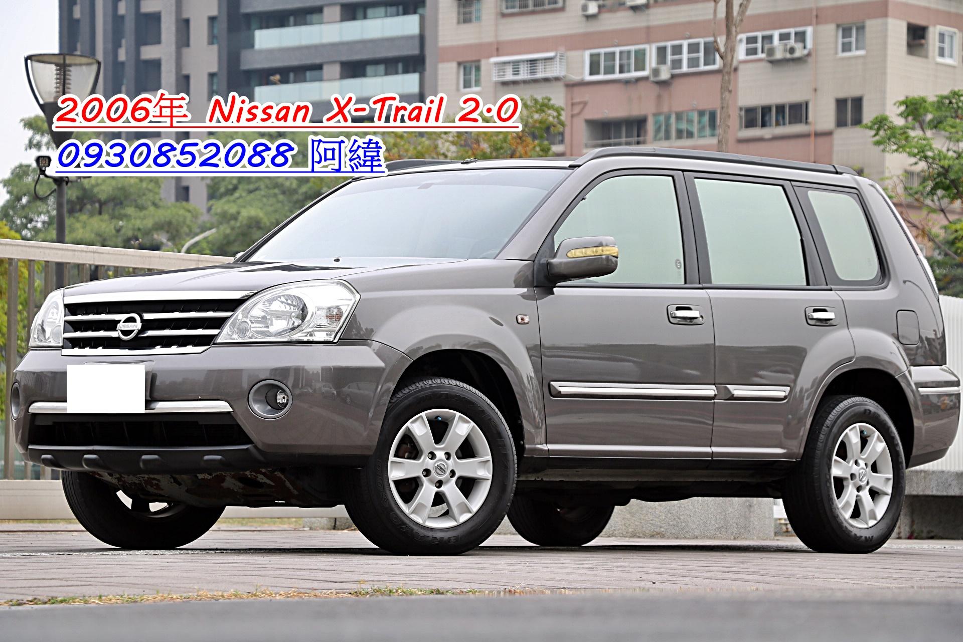 2006 Nissan 日產 X-trail