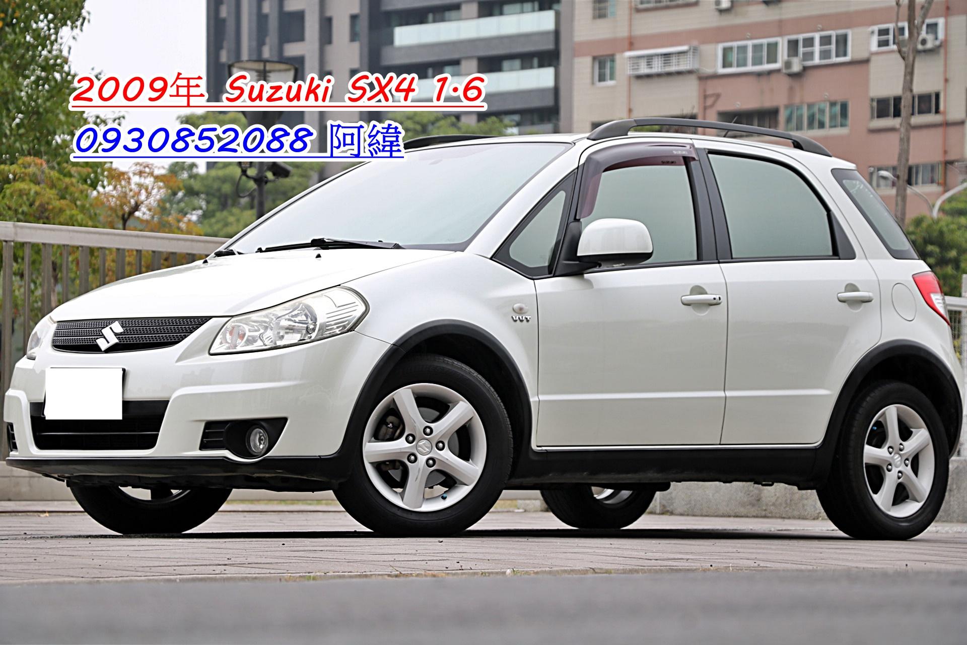 2009 Suzuki 鈴木 Sx4