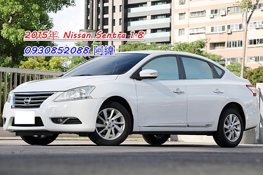 2015 Nissan 日產 Serena