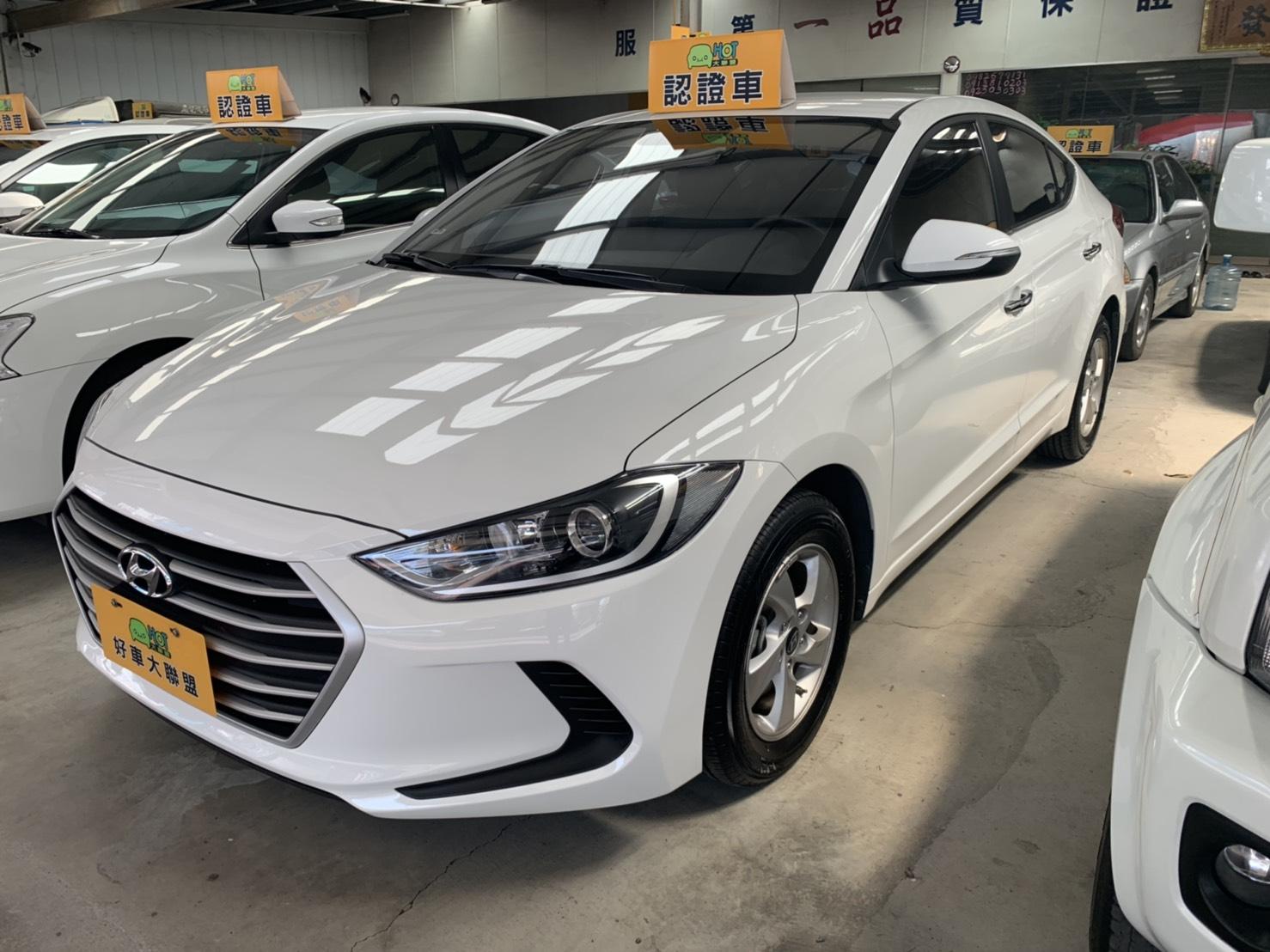 2019 Hyundai 現代 Elantra