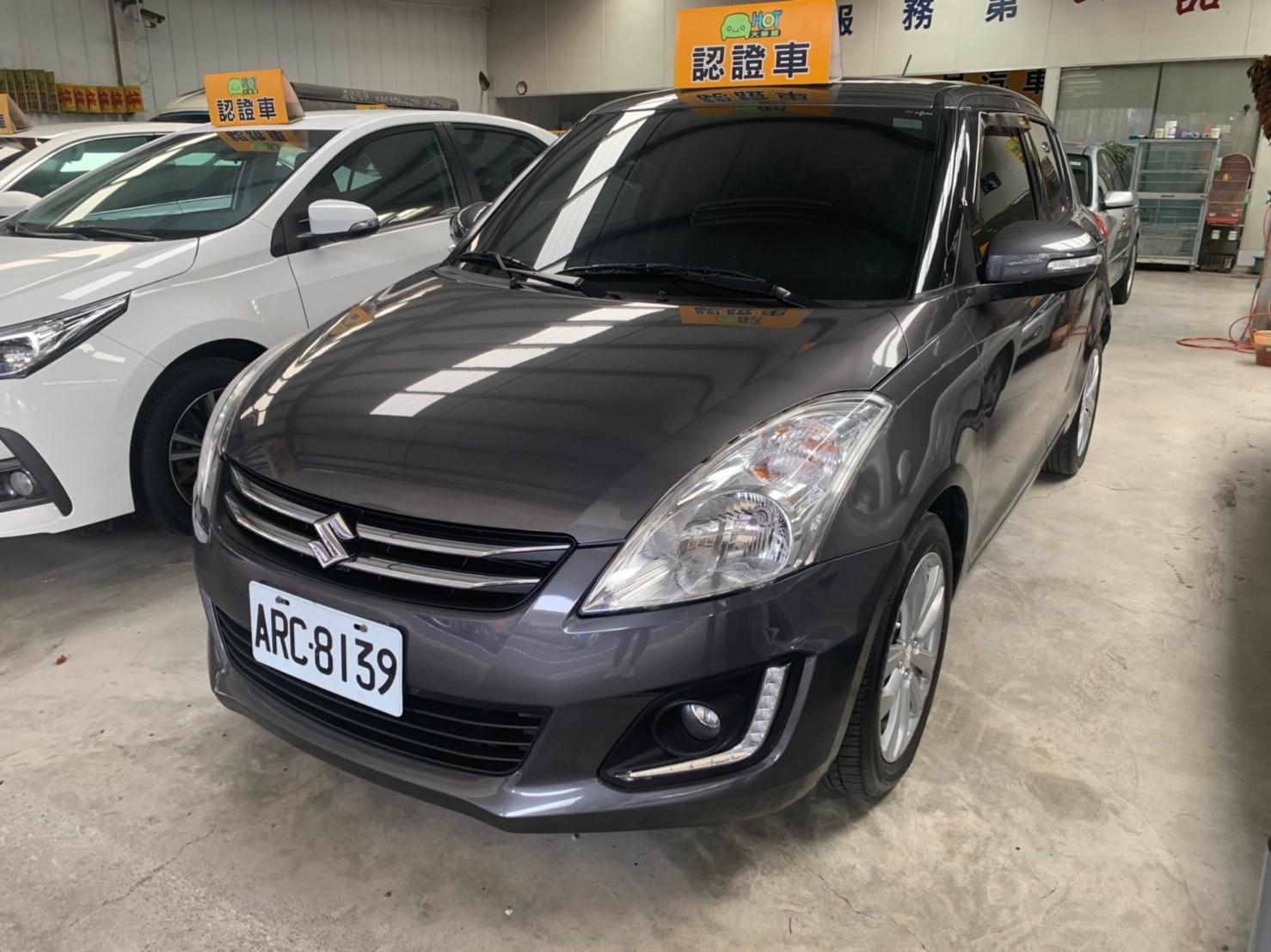2016 Suzuki 鈴木 Swift