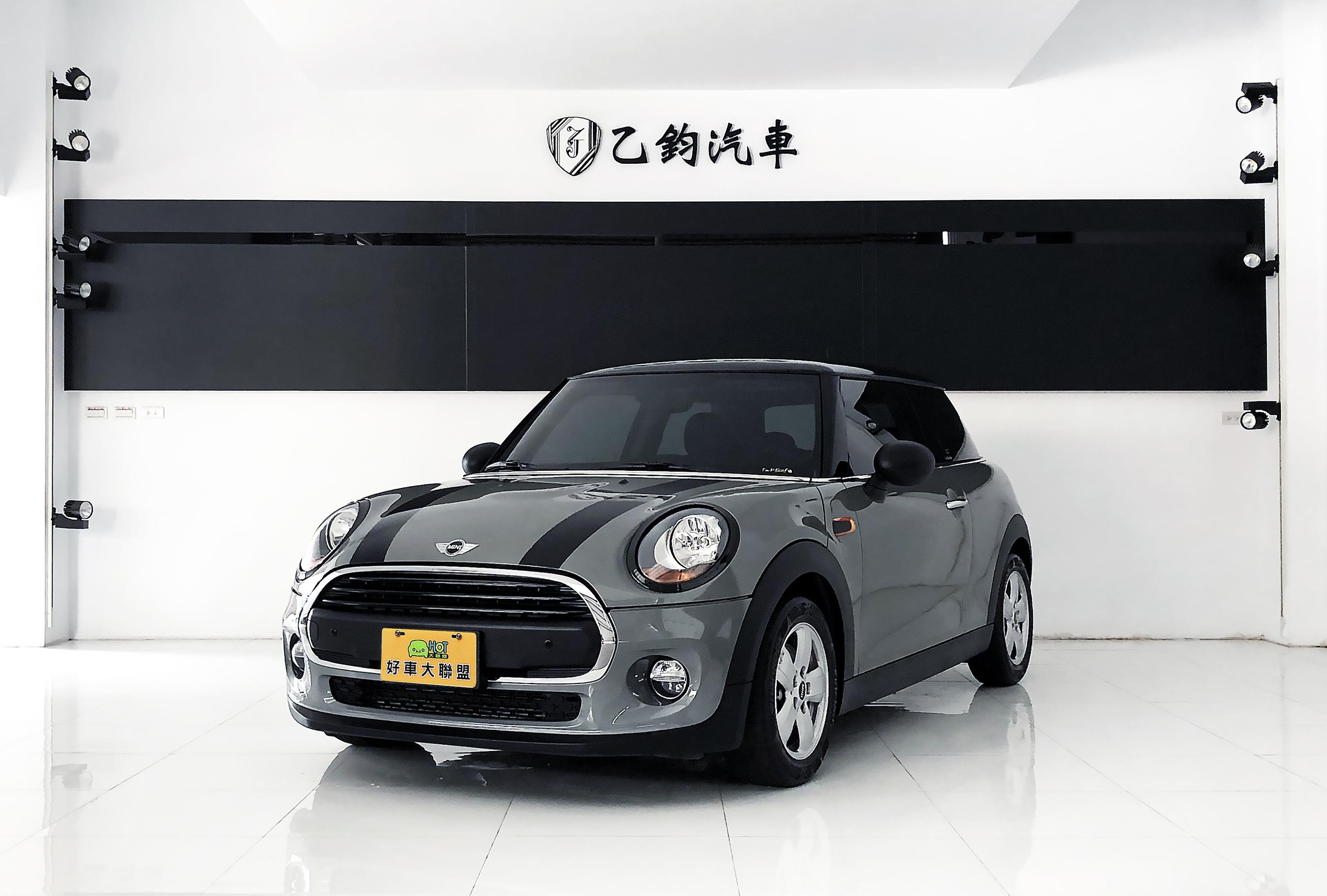 2017 Mini Hatch