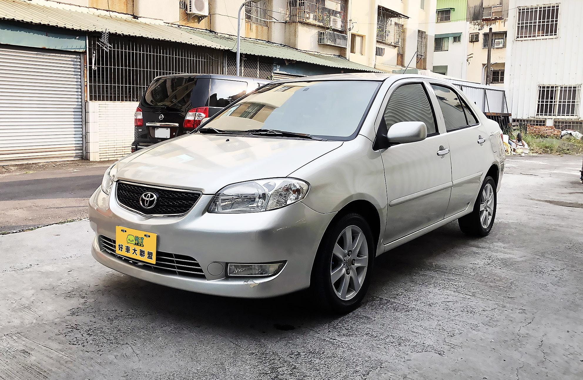 2003 Toyota 豐田 Vios