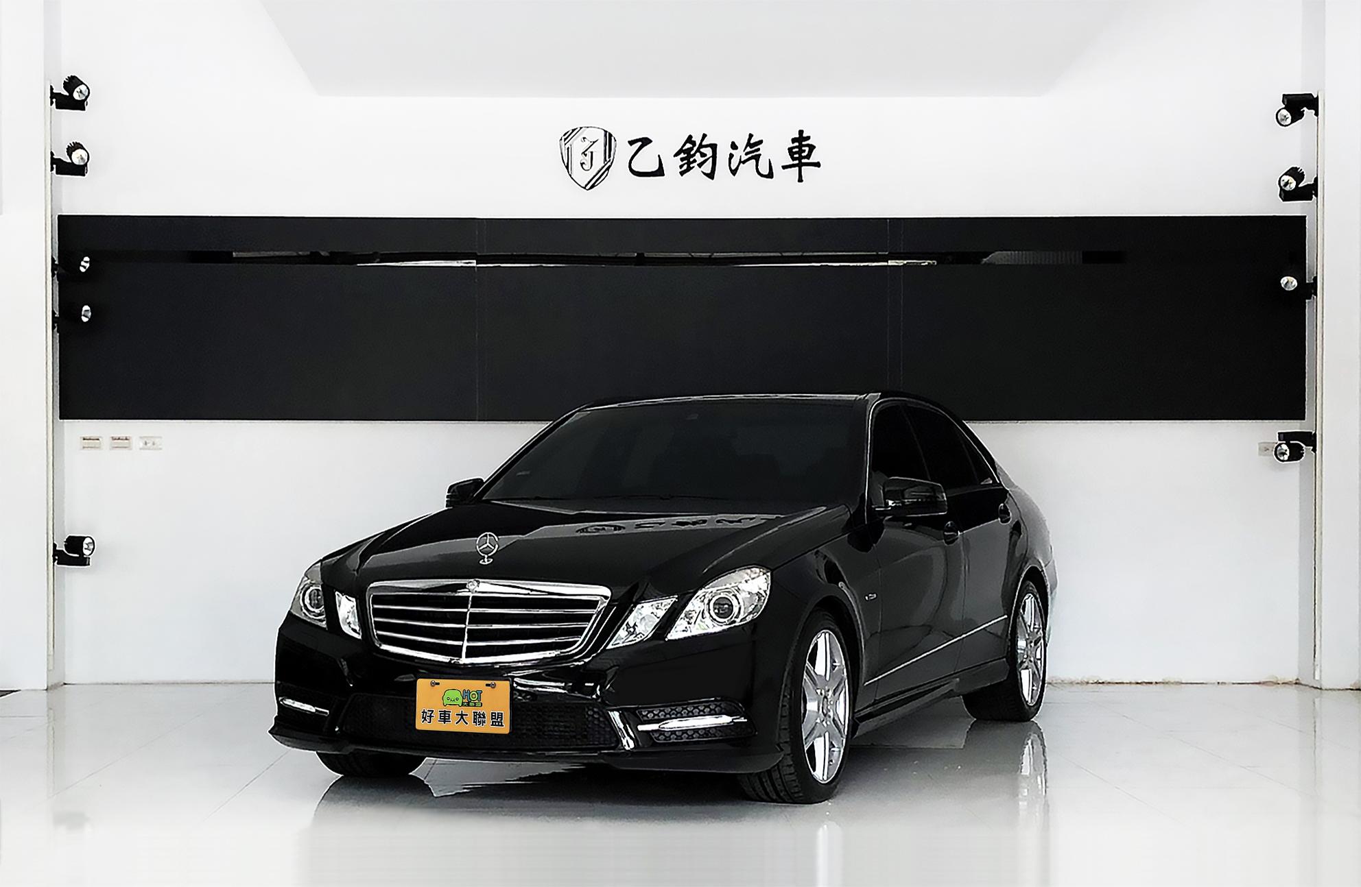 2012 M-Benz 賓士 E-class
