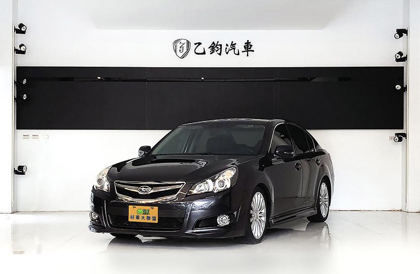 2011 Subaru 速霸陸 Legacy