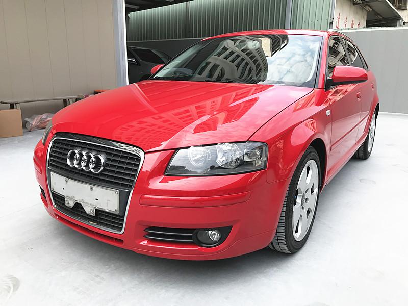 2006 Audi A3 sedan