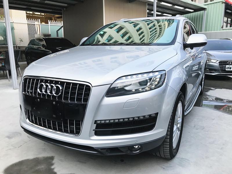 2013 Audi 奧迪 Q7