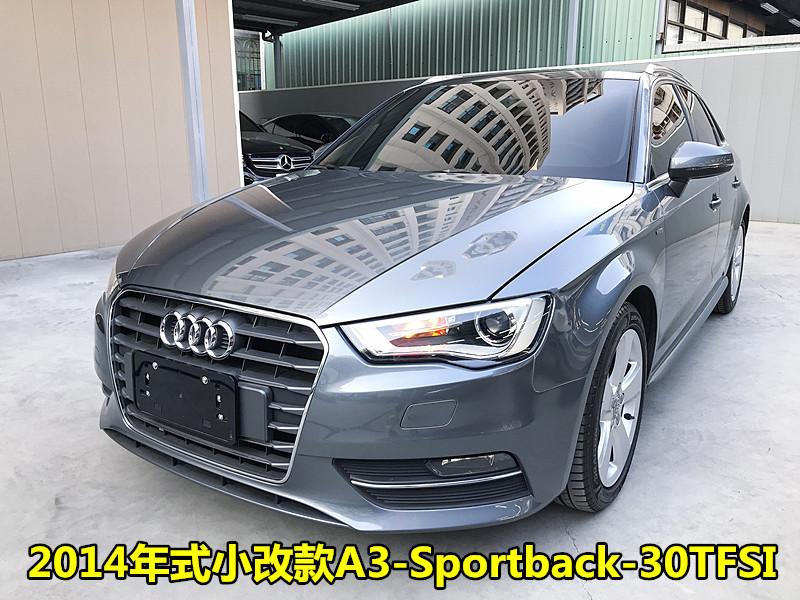 2013 Audi 奧迪 A3 sportback