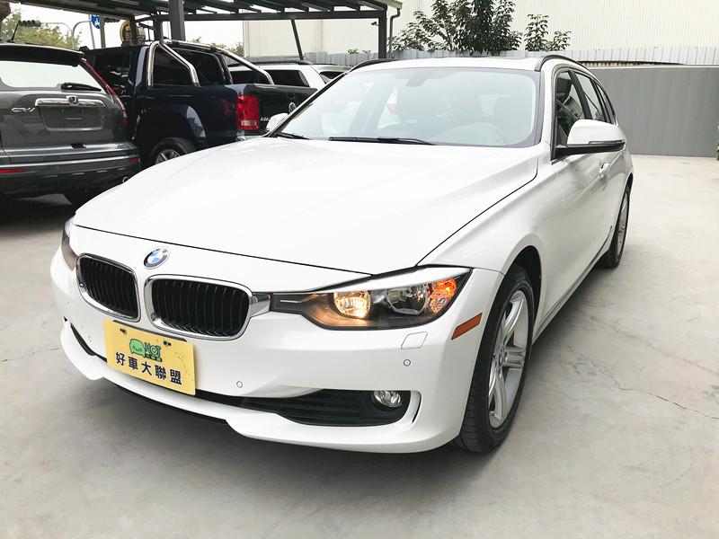 2015 BMW 寶馬 3 series touring